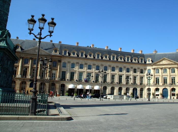 Place Vendôme et sa Colonne