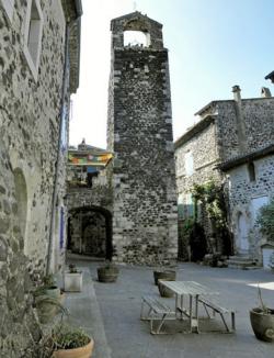 Ardèche - Alba-la-Romaine