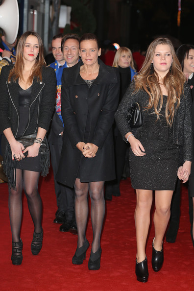 Stéphanie, Pauline et Camille