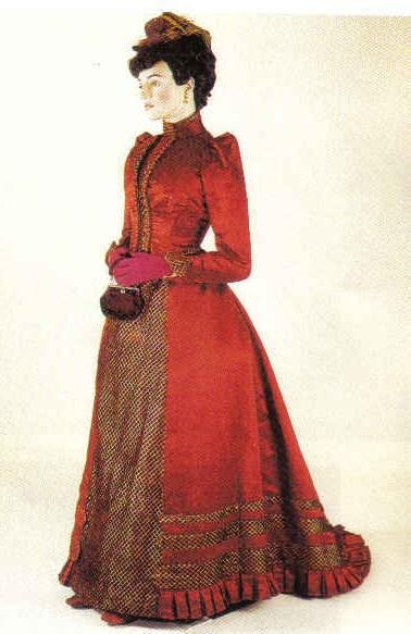 costumes femmes 1900