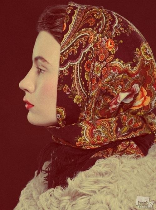 Meilleures photographies de style de la Russie
