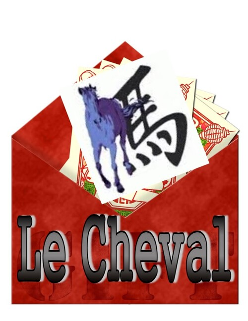 LE CHEVAL !!!