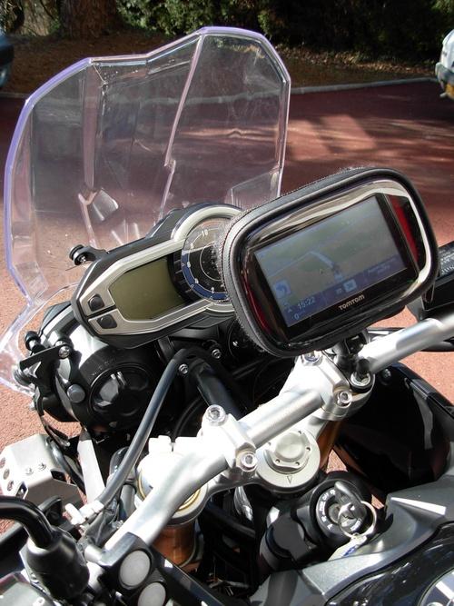 Adapter le So Easy Rider V4 au système RAM MOUNTS