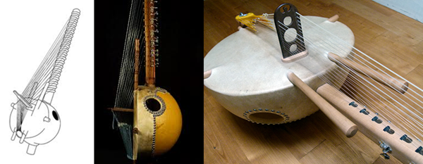 La Kora - Instrument de musique