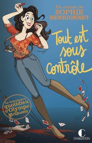 Découvrez la couverture du nouveau roman de Sophie Henrionnet @LillyCharleston