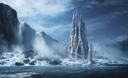 Chateau de glace
