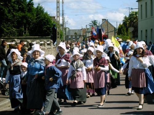 Fête Saint-Pierre à Périers (Manche)