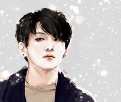 BTS Drawings : Jungkook