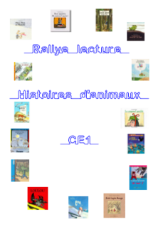 "Rallye lecture ""Histoires d'animaux"