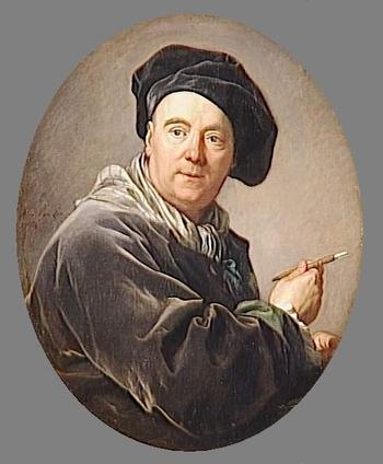 Carle van Loo (par Louis-Michel van Loo)