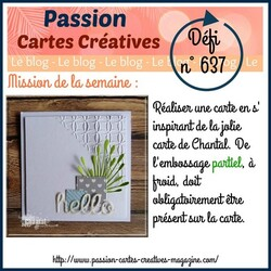 Passion cartes Créatives#637 !