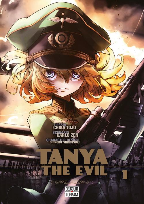 Tanya the evil - Tome 01 - Carlo Zen & Chika Tojo