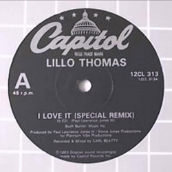Lillo Thomas - I Love It