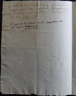 1786. L'Assujettissement demandé par les paroissiens de la chapelle du prieuré