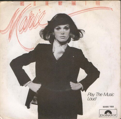 MARIE OSMOND - Play The Music Loud