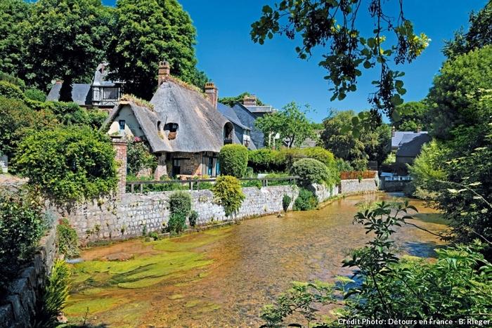 Veules-Les-Roses...La Belle Normande...Celle Qui Inspire Les Artistes.