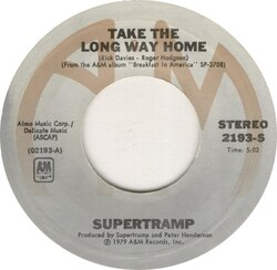 Supertramp : Take The Long Way Home (1979)