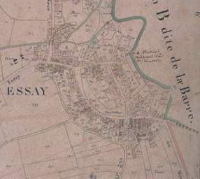 LES REMPARTS D'ESSAY (Orne)