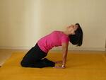 Préparer les postures d'extension