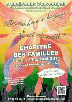 Chapitre des Familles 2015