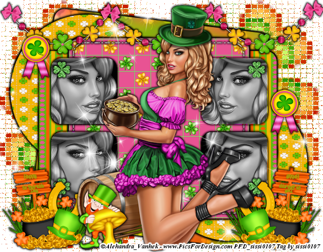 Irish St Patty