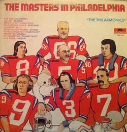 The Philarmonics - The Masters In Philadelphia - Complete LP