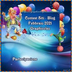 """Tag di partecipazione e attestati contest ricevuti dal forum: """"Cleographic"""" 2021 pag 1"""