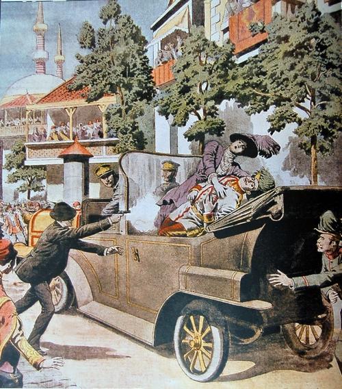 """""""L'Europe de 1914"""" une conférence de Robert Fries pour l'Association Culturelle Châtillonnaise"""