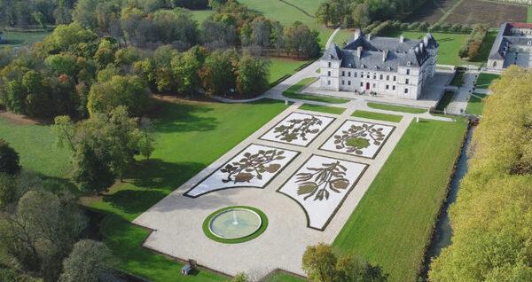Concert de trompes de chasse au Château d'Ancy-le-Franc