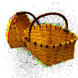 tube panier