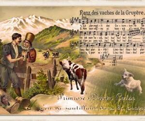 Ancienne affiche Suisse