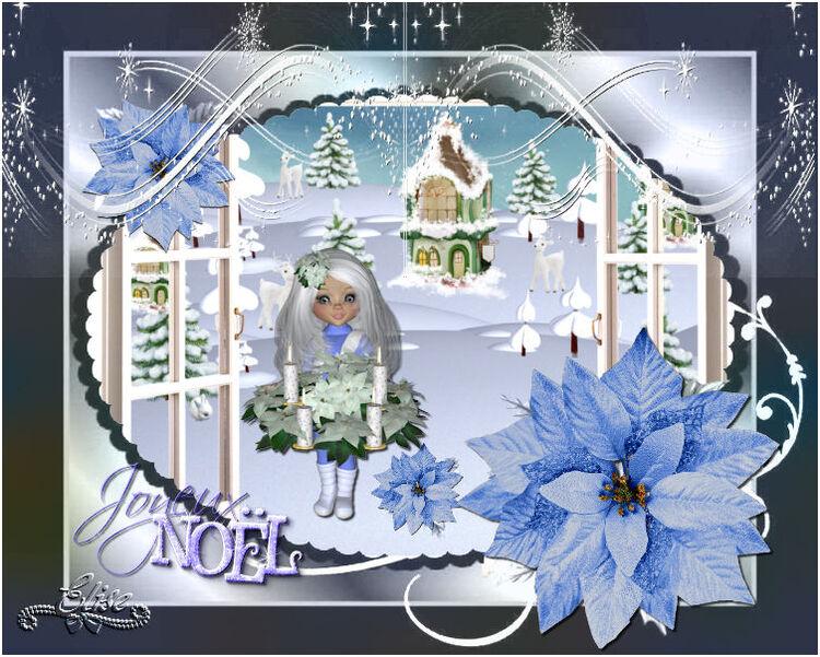 Défis décembre 3 chez Canelle
