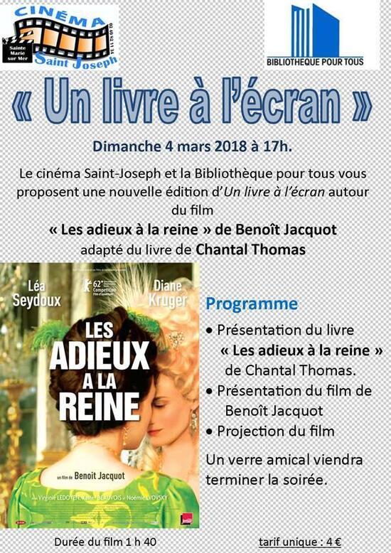 cinéma St Joseph - Ste Marie sur Mer - Pornic