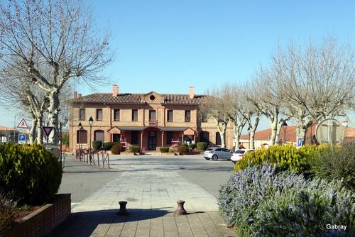 Castelmaurou en 31: l'église