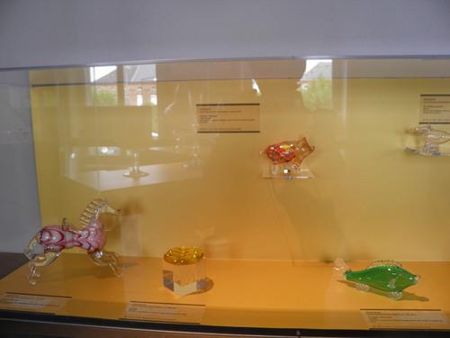 Nouvelle apparence + le musée du verre à Sars-Poteries