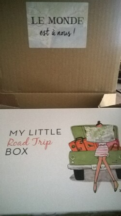 my little box de juin 2015