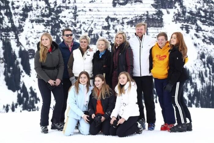 Vacances d'hiver à Lech