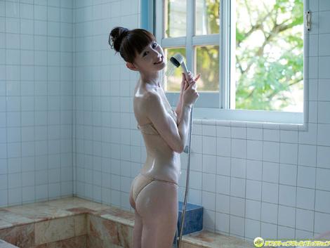 WEB Gravure : ( [DGC] - | 2016.01 | Rina Akiyama/秋山莉奈 : グラビア界最強の美尻を持つ'オシリーナ! )