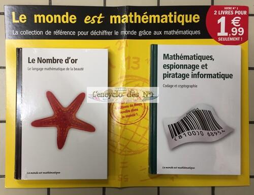 N° 1 Le monde est mathématique - Lancement