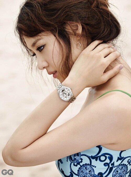 Kim Soo Hyun pour GQ