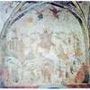 église de sillegny peinture murale