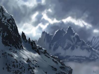 Montagne Noir