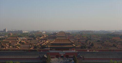 2 au 7 avril - Pekin