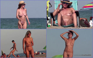 Nude Euro Beaches 2018. Part 37.