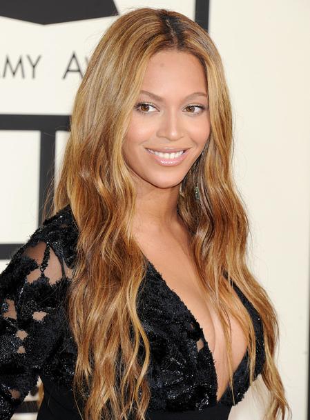 Beyonce le 8 février 2015 à los Angeles