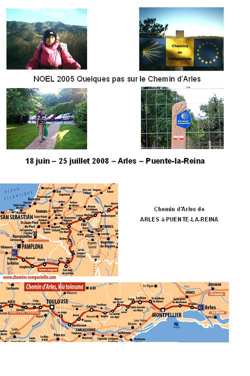 Chemin d'Arles - Saint Gilles-du-Gard (23km)