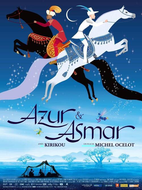 Ecole et cinéma : Azur et Asmar
