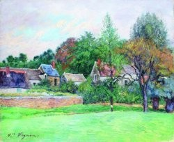 victor-vignon-1847-1909-entree-du-village-1291194977931281