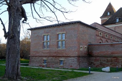 Le château de Lacroix-Falgarde