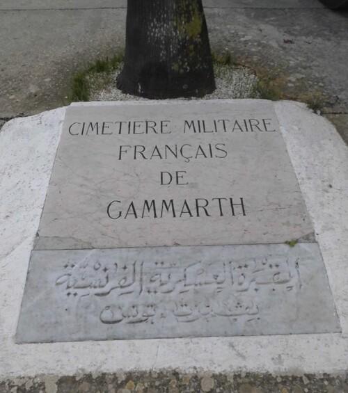 * Reportage souvenir - Le voyage de l'amicale de la France Libre en Tunisie - octobre 2018